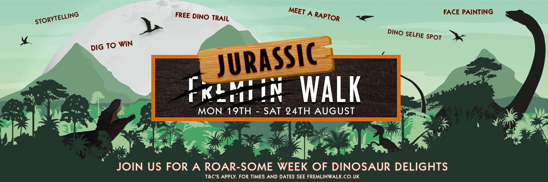 Jurassic Walk