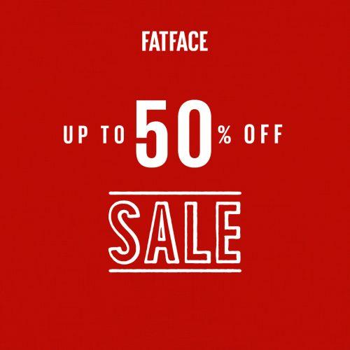 FatFace summer sale