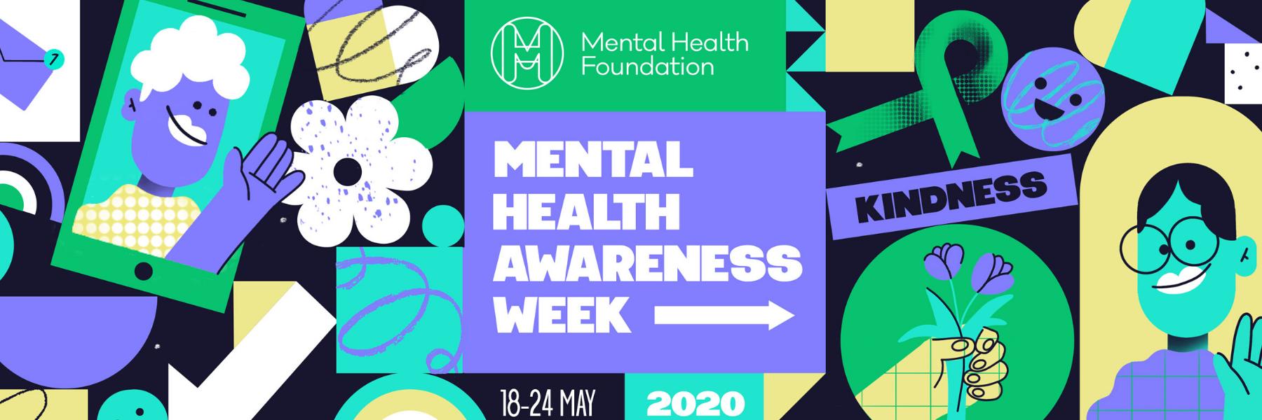 Mental Health Awareness Week (18th – 24th May)