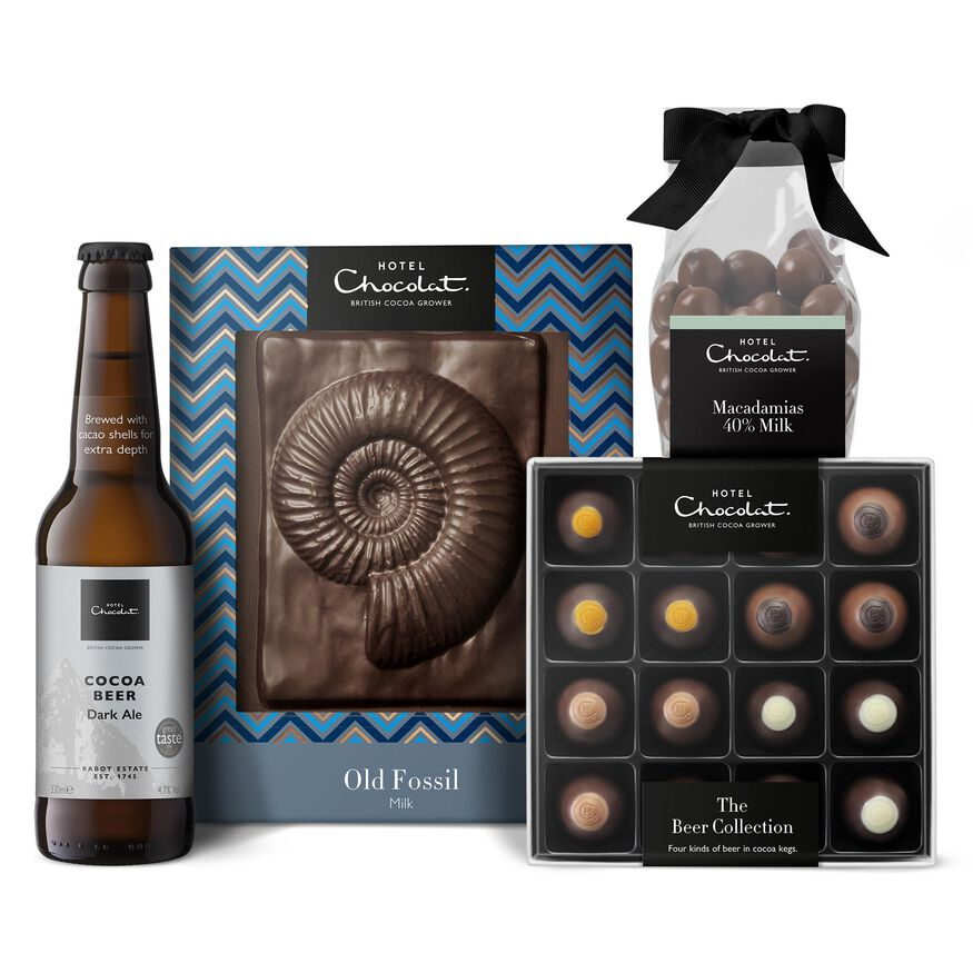hotel chocolat father's day collection