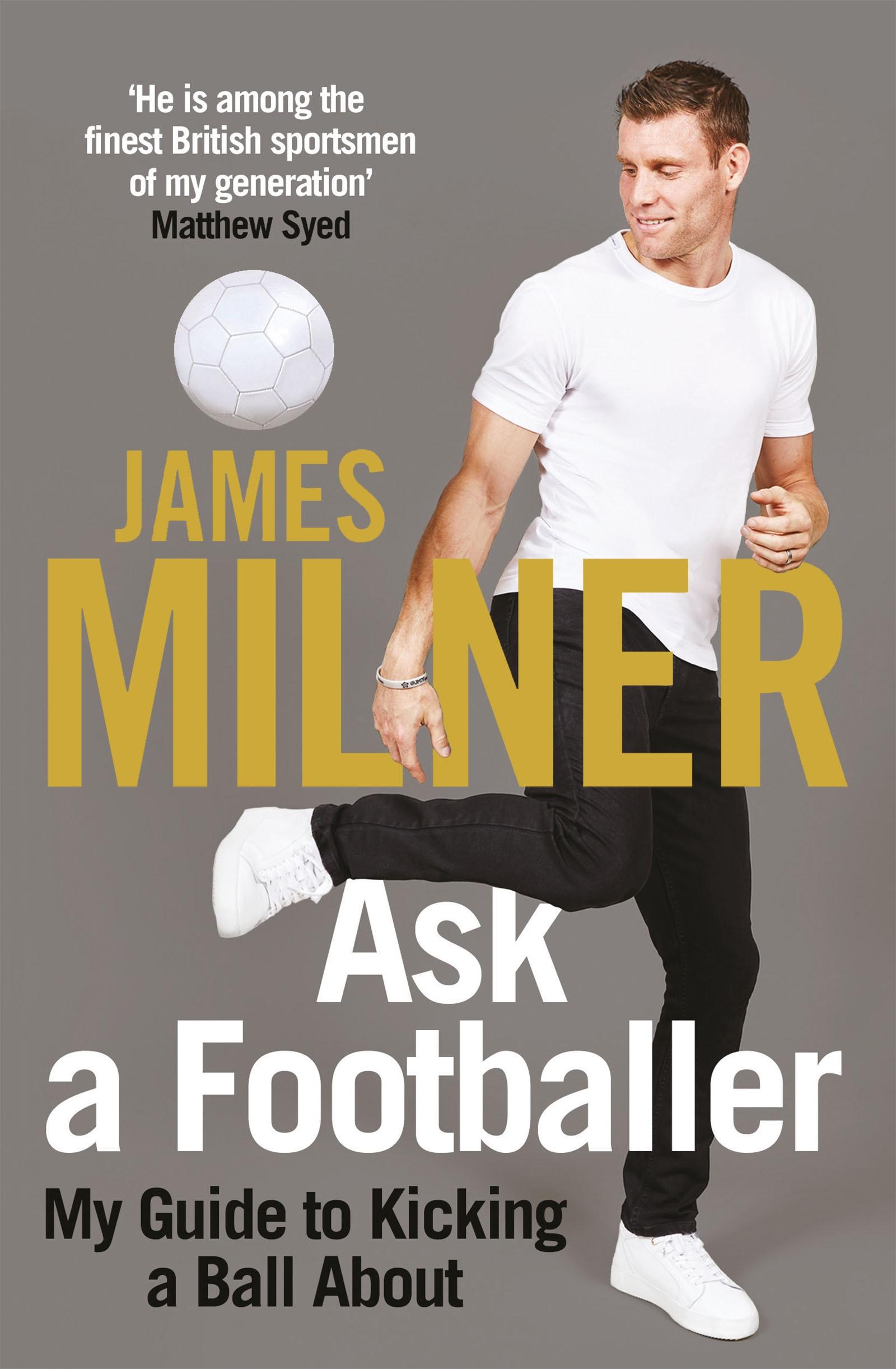 waterstone james milner autobiography